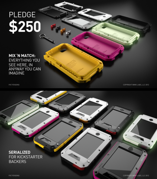 3a206a946e1eada094e390bcd1ecc589 large 520x592 TAKTIK: A rugged case for the iPhone that doesnt look like crap, from the makers of the LUNATIK