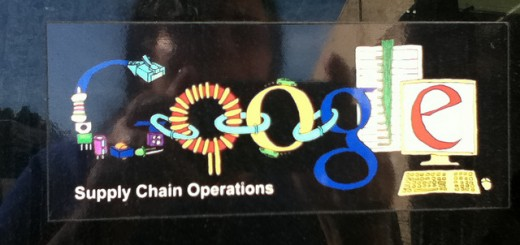 Google Supply Chain Operations