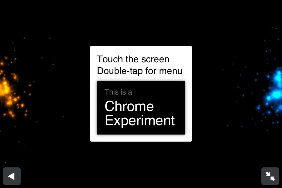 Awesome: Google's Chrome Experiments arrives on mobile devices