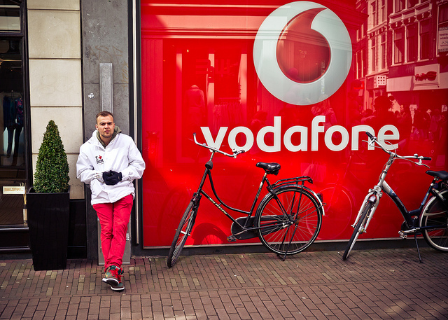 Vodafone and Telefonica form joint-venture to share 18,500 network sites, boost UK 4G mobile coverage ...