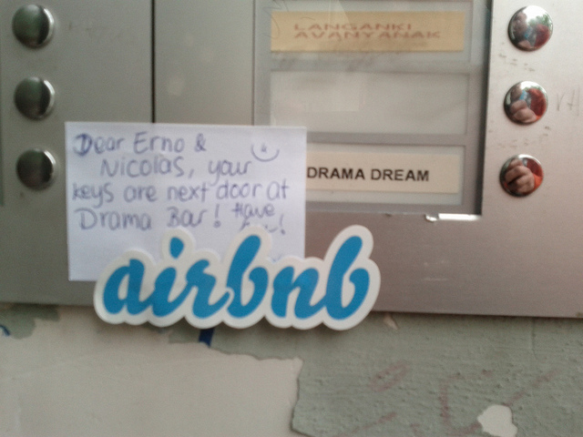 Airbnb has booked 10M guest nights, with 5.6M of them booked outside of the United States