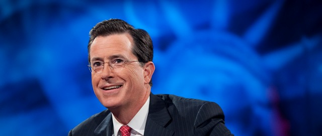 Sweden seriously considers letting US comedian Stephen Colbert control the country's Twitter account ...