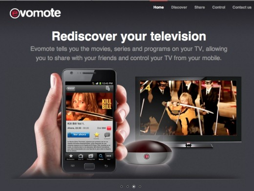 Evomote main 520x391 Evomote hopes to improve content discoverability   with the help of your pay TV operator