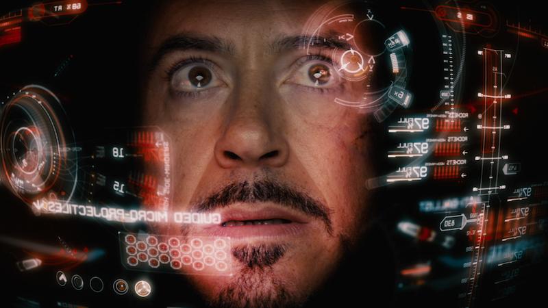 Là fan của Iron Man, chưa chắc bạn đã biết giao diện bộ giáp được lấy cảm hứng từ iPhone