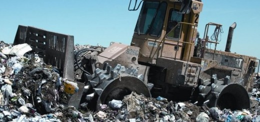 Landfill 520x245 5 ways that recycled mobile phones are changing the world