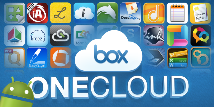 Box brings OneCloud to Android with 50 launch partners to help add to its 11M+ users