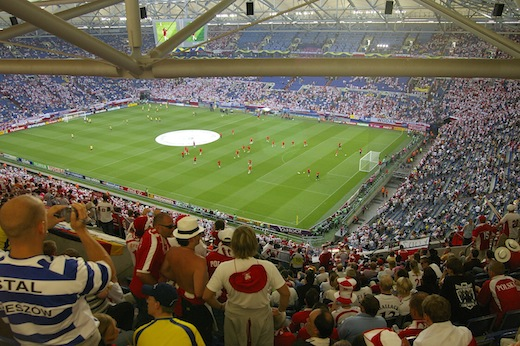 Berlin startup Crowdpark bets on Euro 2012 with the launch of 90Live game