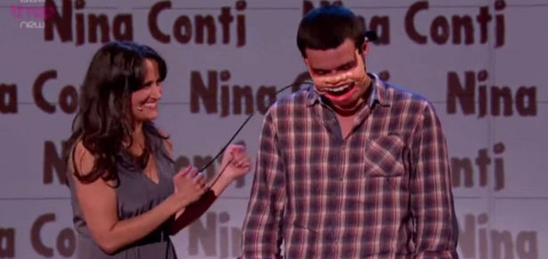 I guarantee you've never laughed this hard at a ventriloquist act before [video]
