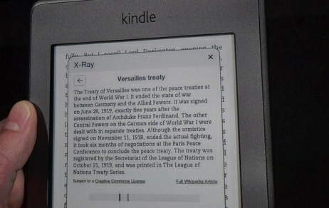 Kindle 4.1 update brings font contrast bump, extended parental control, Kindle Format 8 to $79 model