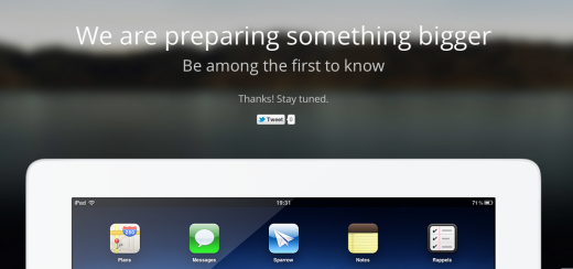 Screen Shot 2012 06 06 at 15.45.13 520x244 Sparrow is coming to the iPad, prepare for something bigger