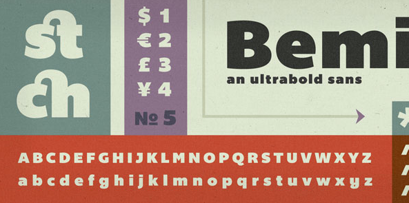 "Check out the latest typefaces from the Lost Type Co-op: A ""pay what you wish"" foundry"