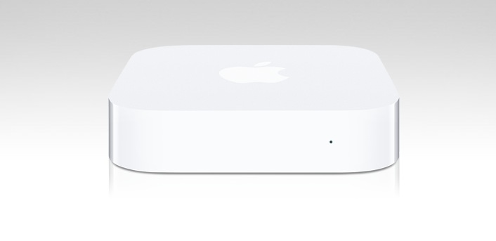 Apple's new AirPort Express will do simultaneous 2.4 and 5 GHz connections, look like an Apple ...