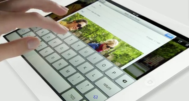On Microsoft Surface launch day, Apple airs new iPad commercial focusing on Retina display