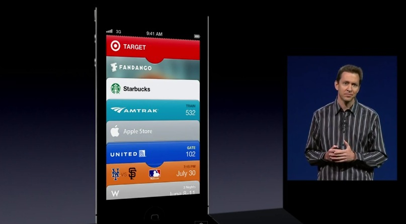 Apple's Passbook, payments and the power of trust