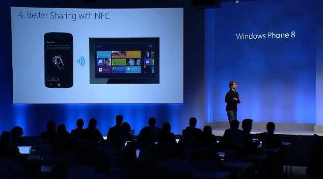 Windows Phone's wallet app to support credit and loyalty cards, deals, and NFC payments