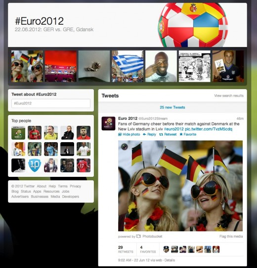Screen Shot 2012 06 22 at 9.50.26 AM 520x541 Twitter launches special sports section for Euro 2012 Championship after NASCAR partnership