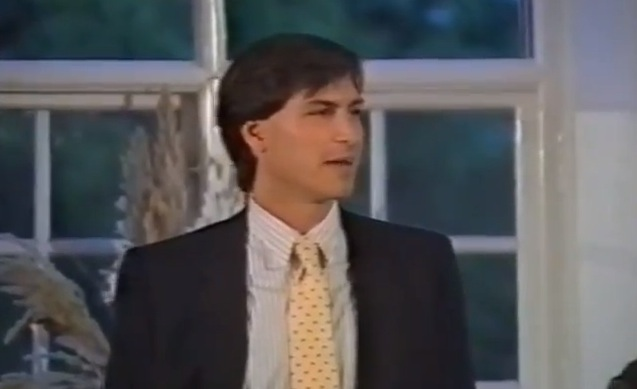 Must watch: A collection of over 250 videos about Steve Jobs presented in biographical order