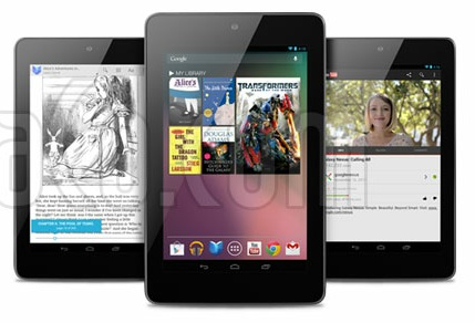 Screen Shot 2012 06 27 at 17.15.30 Googles Nexus 7 tablet images leak ahead of todays I/O announcement