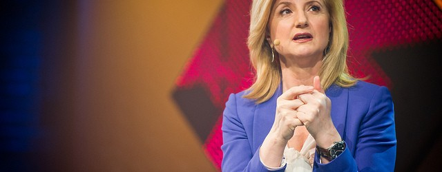 arianna huffington by CHARLES WILLIAM PELLETIER : C2-MTL