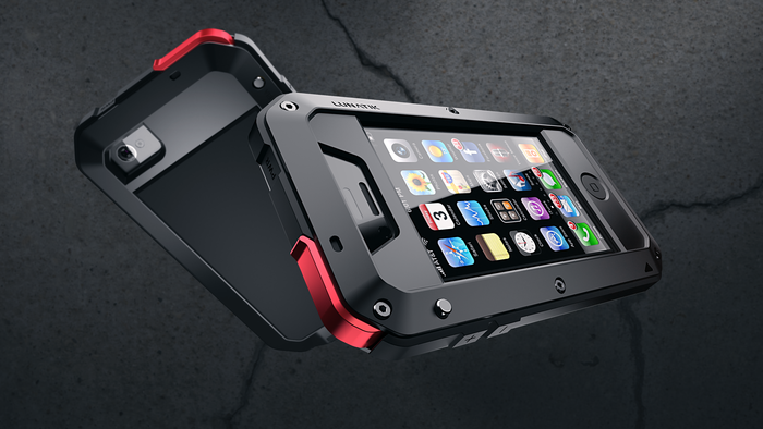 TAKTIK: A rugged case for the iPhone that doesn't look like crap, from the makers of the LUNATIK ...