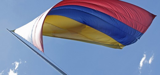 colombian flag by deptfordjon