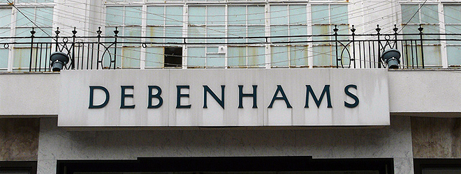Debenhams is the latest UK high street retailer to roll out free O2 WiFi