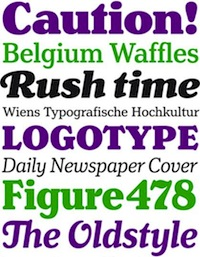 henriette 01 27 new typefaces released last month that you need to know about