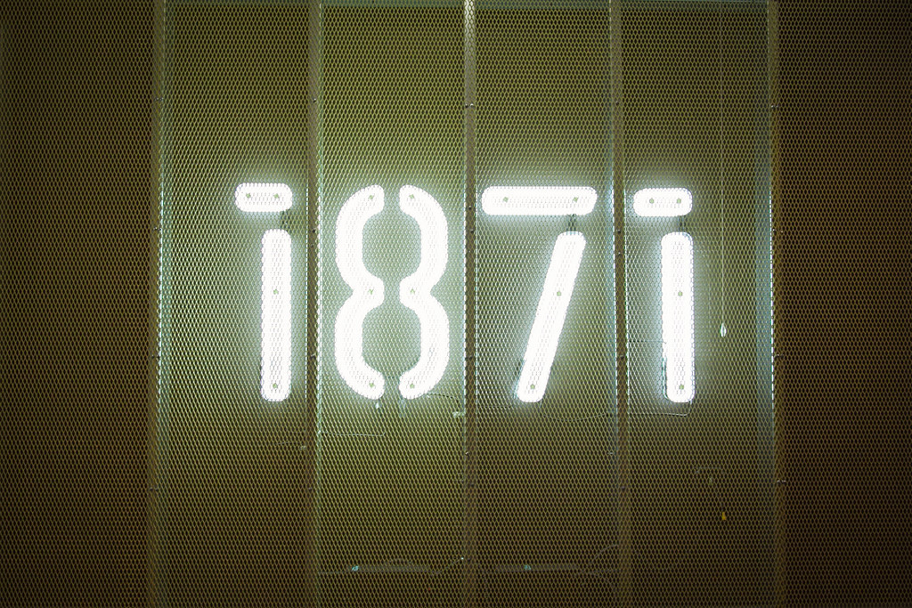 Meet 1871: Chicago's enormous new coworking, event, and startup space