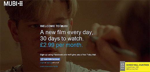 mubiscreen520 Why its so hard to legally stream new movies online: A chat with Efe Çakarel of MUBI