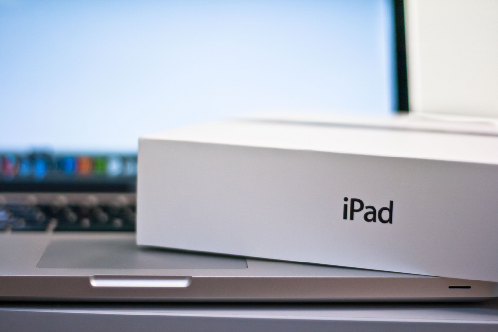 Report: iPad accounts for 85% of tablet Web usage, as Apple's dominance continues