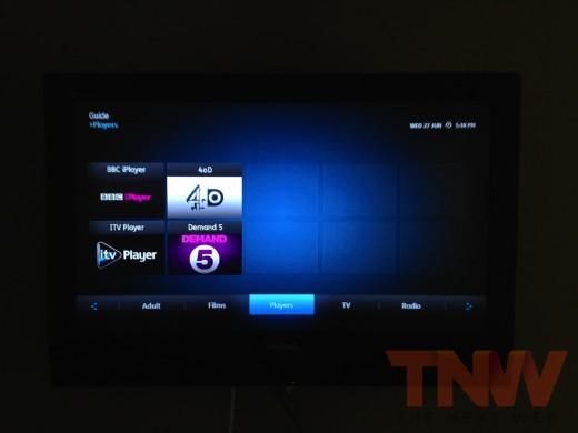 photo 21wtmk2 520x390 A first look at the UKs long awaited YouView smart TV service