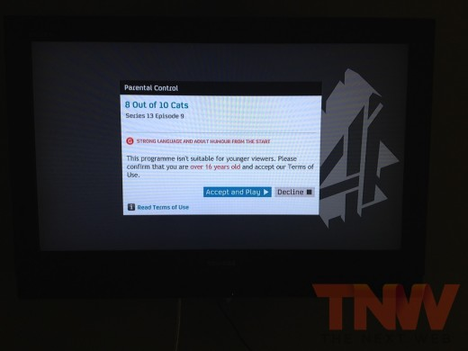 photo 23wtmk2 520x390 A first look at the UKs long awaited YouView smart TV service
