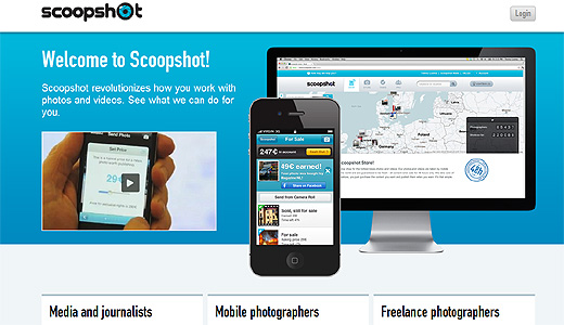 scoopshot The battle for your mobile photos and the image brokers trying to get you paid