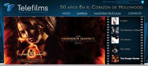 telefilms 520x233 Netflix beefs up its catalogue, The Hunger Games coming to Latin America as part of new deal