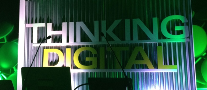 Thinking Digital: The UK's answer to TED