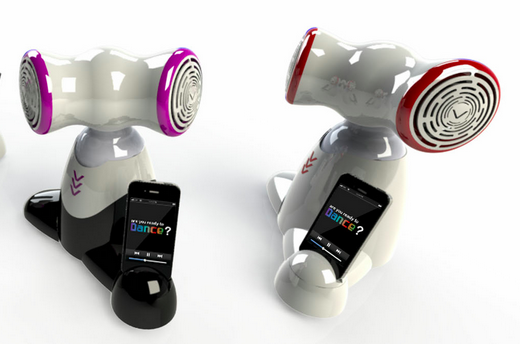 Meet Shimi, the interactive robotic speaker / smartphone dock that will knock your socks off