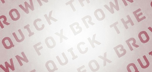 type - Quick Brow Fox2