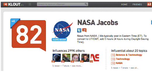 viewer 2 Ive seen the future of social influence measurement, and it isnt Klout