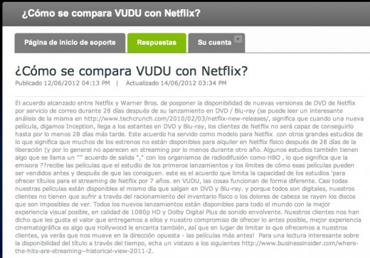vudu vs netflix 520x362 Walmarts movie streaming service Vudu is now available in Mexico