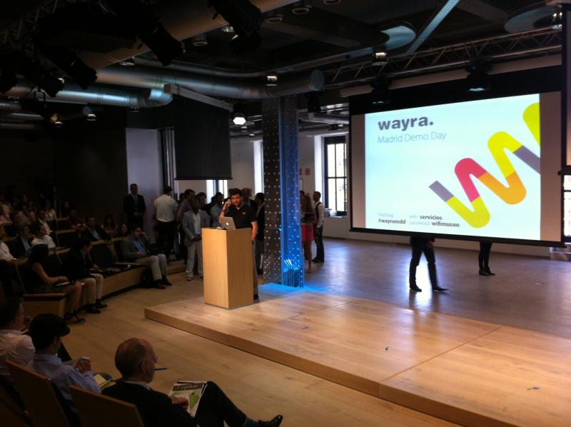 Wayra Academy's startups deliver at Telefónica's accelerator's first Demo Day in Madrid ...