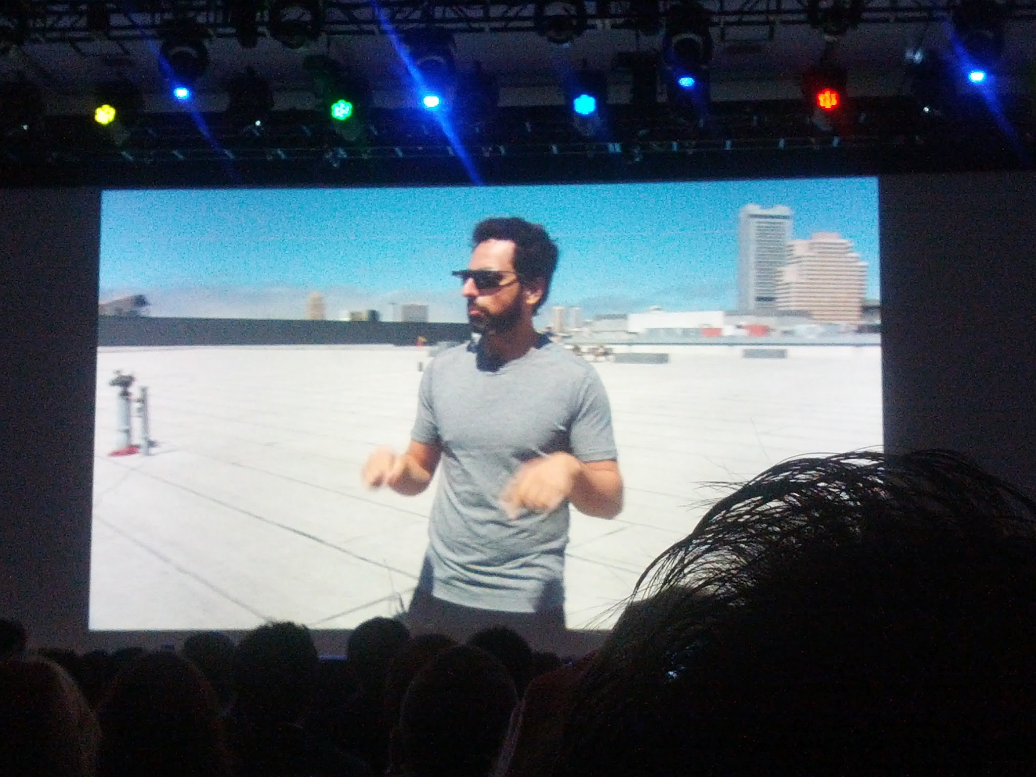 Sergey Brin sends out a welcome note to developers who pre-ordered Google Glass