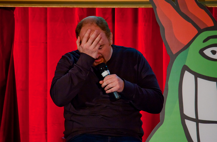 Louis C.K. sees ticket scalping drop over 96% by switching to selling tickets himself