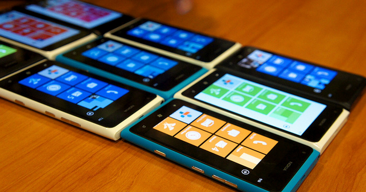Searches for 'Lumia' blow away queries for 'Windows Phone' – Nokia's ...