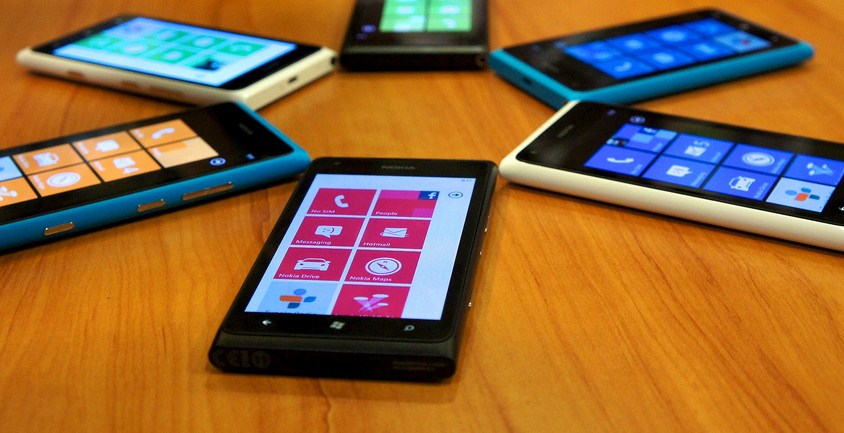 Windows Phone's big July: Market share ticks up 23.5% in Europe