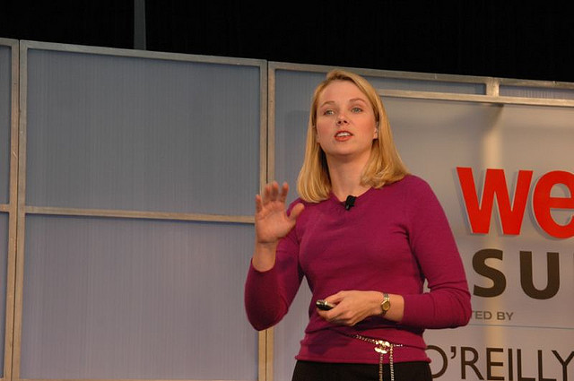 Marissa Mayer, Google's head of Location, tapped as Yahoo's next CEO