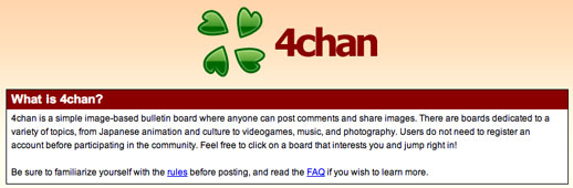 4chan 10 of the most disturbing communities on the Web