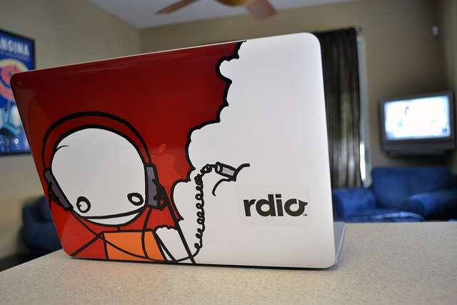 Rdio launches in Sweden and Finland, wants a share of Spotify's home market