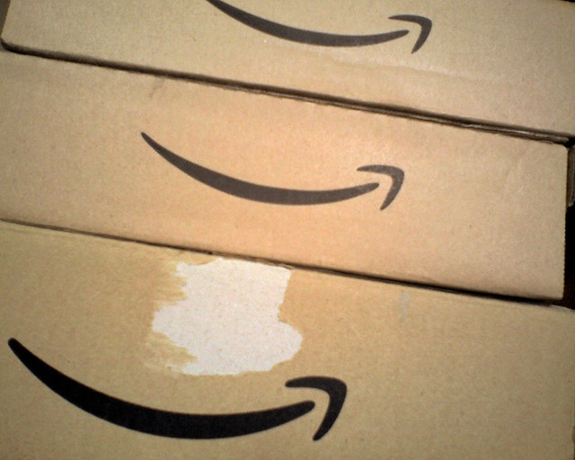 Amazon misses in Q2: $12.83 billion in revenue, up 29%, income down 96%