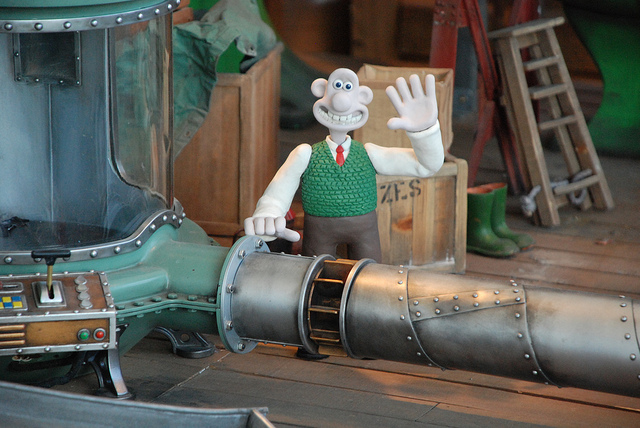 Aardman's Animate It app lets you create your own stop-motion animation videos