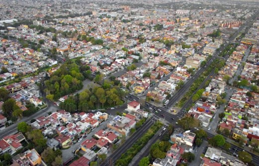 Aerial view of Mexico City via Pond5 520x333 18 Latin American tech hubs you should know